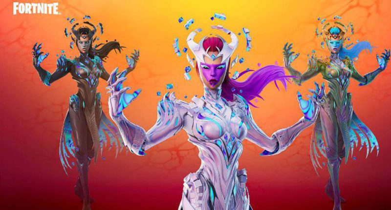 Fortnite: how to unlock the Queen of the Cube skin in Season 8 - Diario Depor