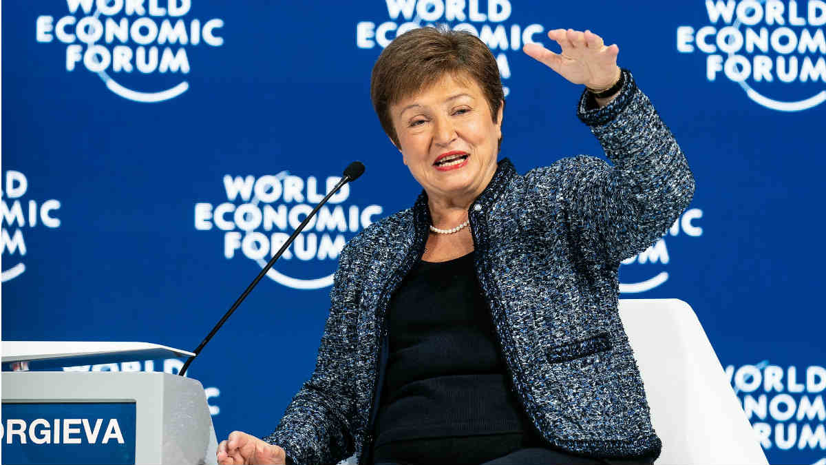 IMF asks Georgieva for explanations for accusations of benefiting China at the World Bank