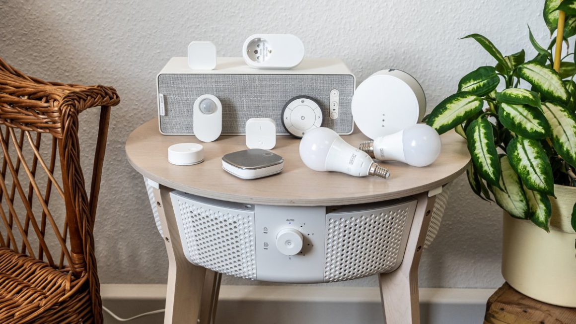 Ikea Home Smart at a glance: Smart Home from the furniture store
