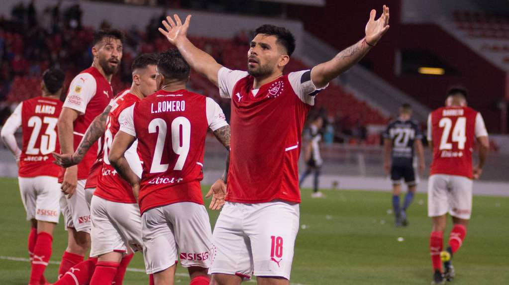 Independiente receives Sarmiento de Junín with the mission of reuniting with victory