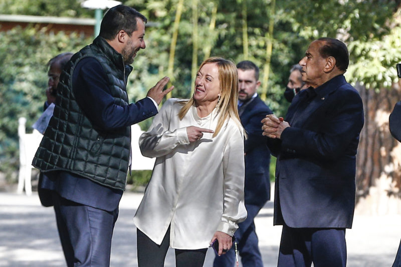 Italian politics rehabilitates Berlusconi |  International