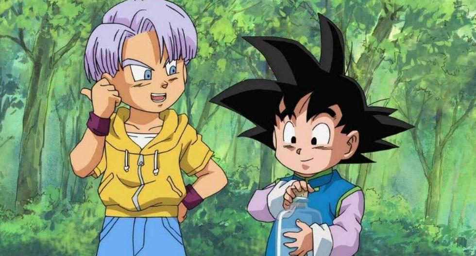 """Dragon Ball Super: Goten and Trunks would also grow up in the movie """"Super Hero"""" - Diario Depor"""