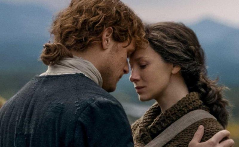 Jamie and Claire's toughest fight in Outlander