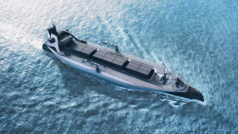 Japan's dream of an electric tanker is about to become a reality