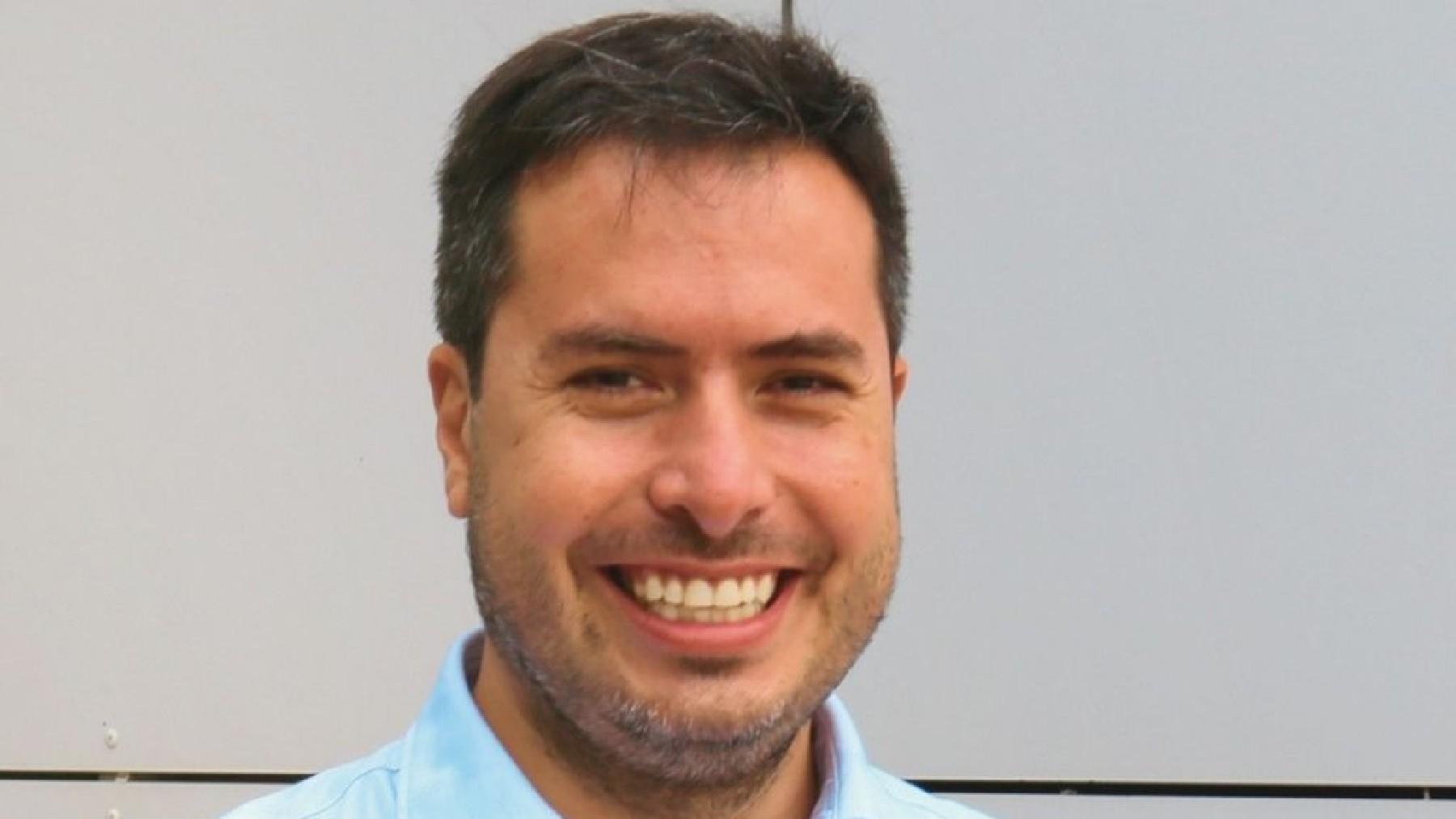 Julián Pardo, new growth director of habitissimo