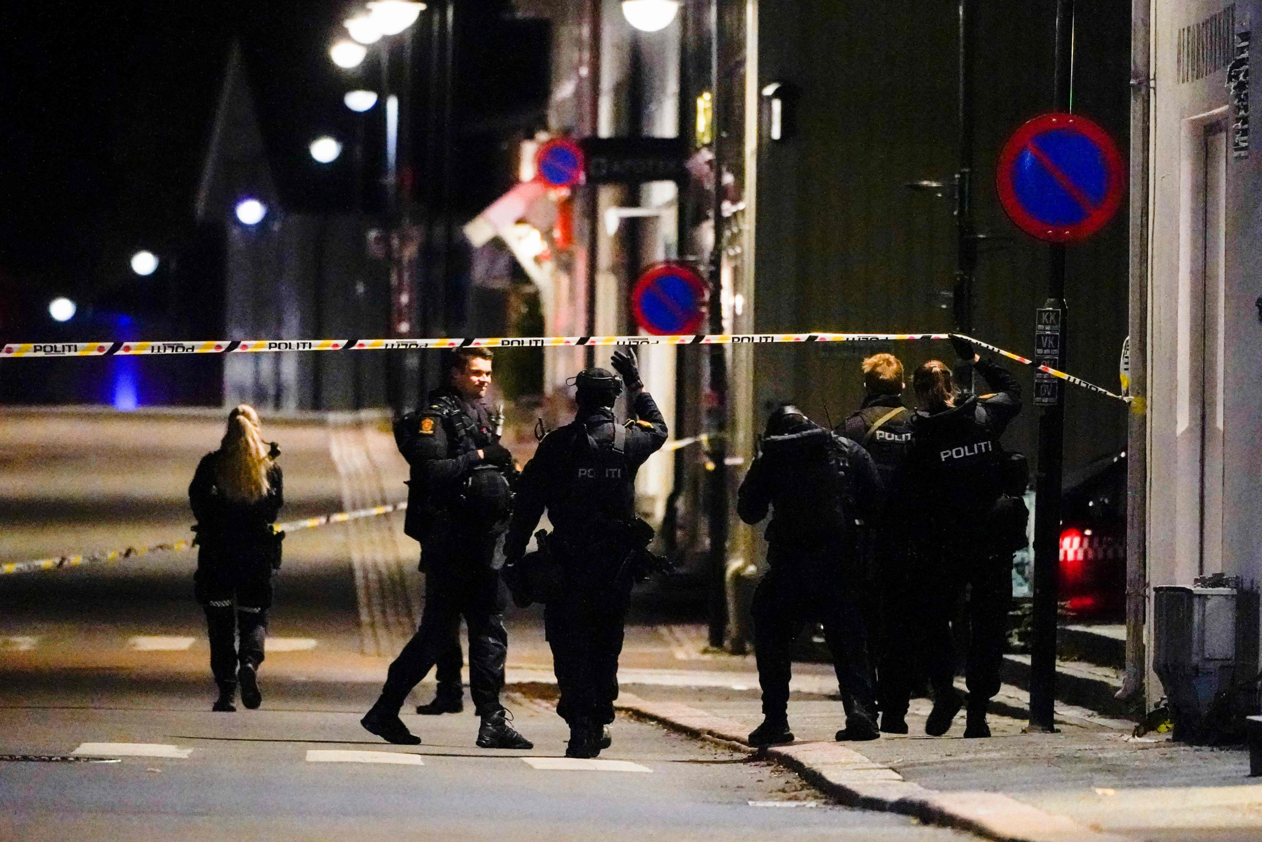 Kongsberg attack: Several killed in bow and arrow attack in Norway |  International