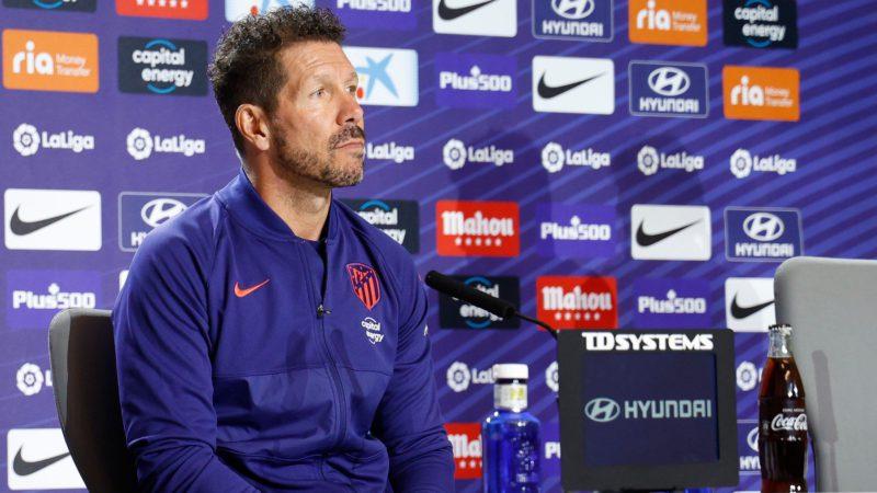 Levante terrorizes Atlético ... and especially Simeone