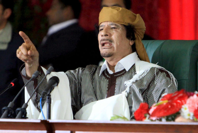 Libya tries to leave behind the heavy inheritance of Gaddafi, ten years after his death |  International