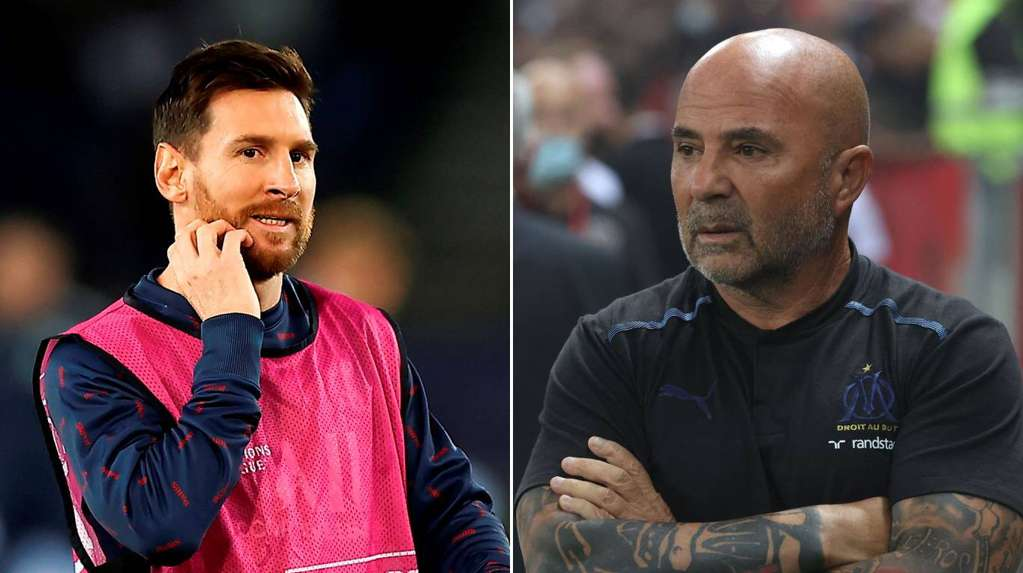 Lionel Messi and Jorge Sampaoli meet again in Marseille-PSG after the traumatic World Cup in Russia