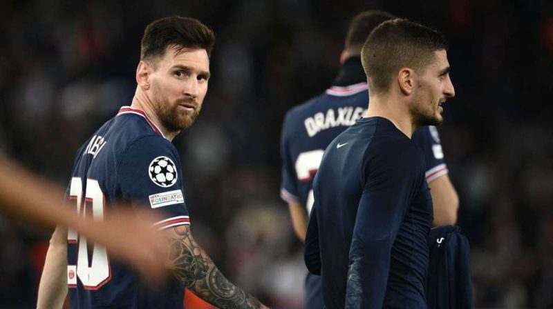 Lionel Messi plays his first classic with PSG against Marseille: the minute by minute of the crossing against Jorge Sampaoli