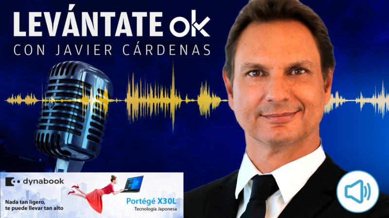 Live Get up OK with Javier Cárdenas