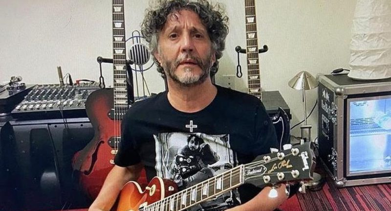 """Fito Páez premiered """"Let's achieve it"""", a song that belongs to the album that is about to be released - El Comercio"""