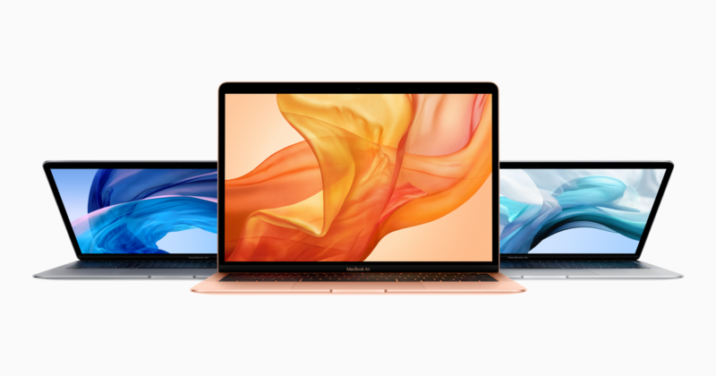 MacBook Air 2022 allegedly also with notch
