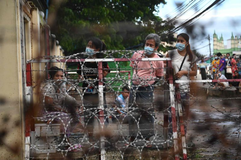 Myanmar's military junta announces the release of more than 5,000 people detained in anti-coup protests    International