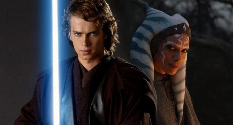 """Star Wars: Hayden Christensen will return to his role as Anakin Skywalker in the series """"Ahsoka"""" - Diario Depor"""