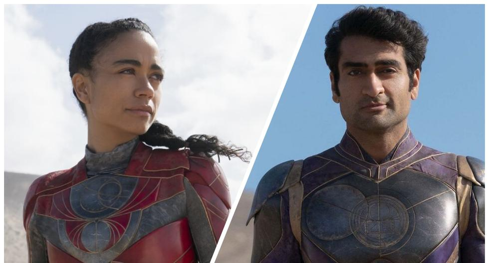 """""""Eternals"""" becomes the worst rated film in the UCM on Rotten Tomatoes - Diario Depor"""