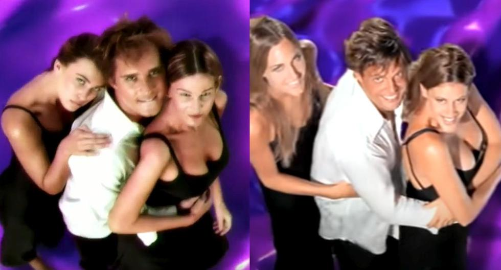 """""""Luis Miguel, the series"""": Diego Boneta recreates the video of one of the most successful songs of the """"Sol de México"""" - MAG."""