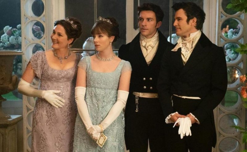 Netflix signings for the second season of Bridgerton