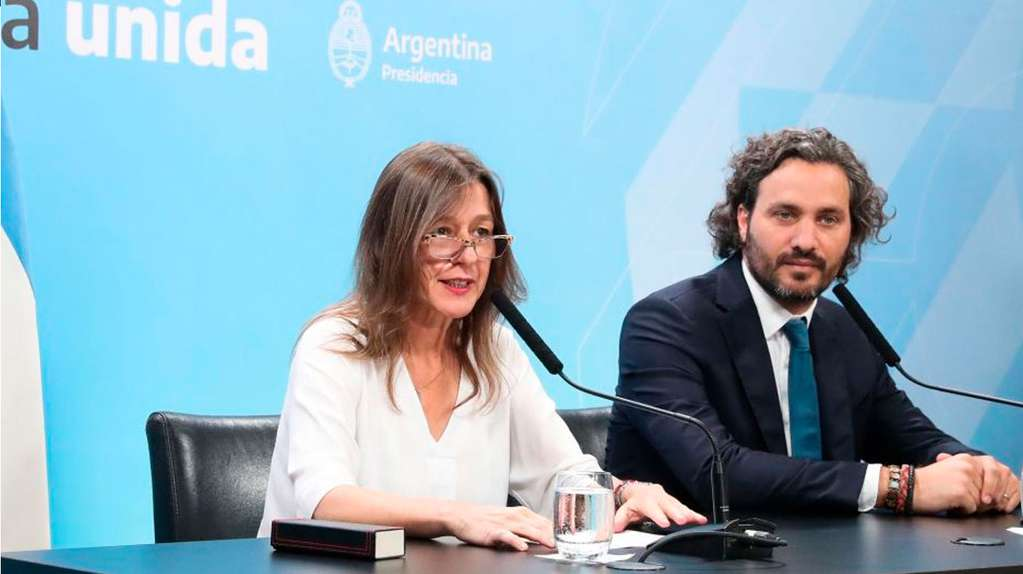 Official: the Government appointed Sabina Frederic to a new position in Santiago Cafiero's team
