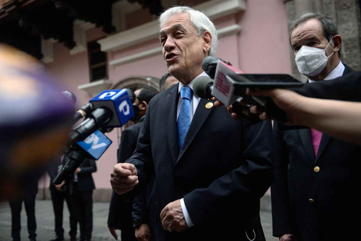 Opponents seek to remove Chilean president after Pandora papers
