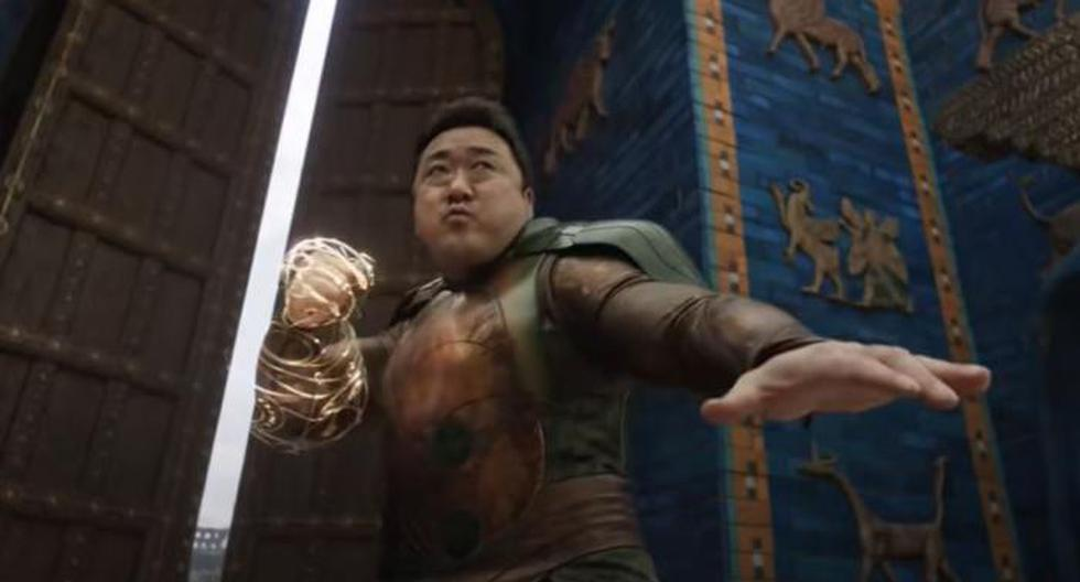 """""""Eternals"""" premieres a teaser with new images of Gilgamesh - Diario Depor"""