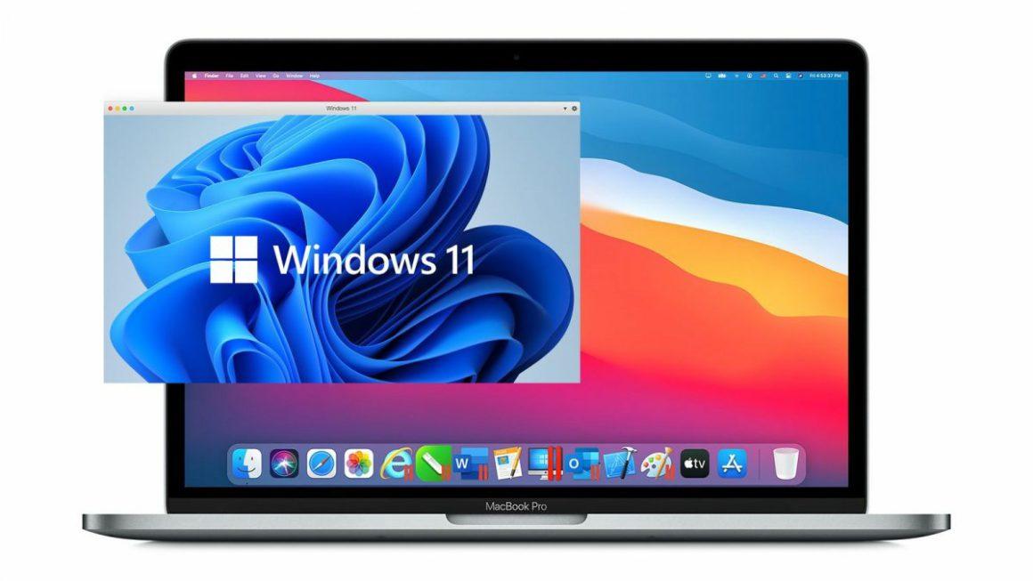 Parallels Desktop for Mac can handle Windows 11