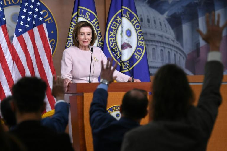 Pelosi says there will be agreement on Biden's plans in a week