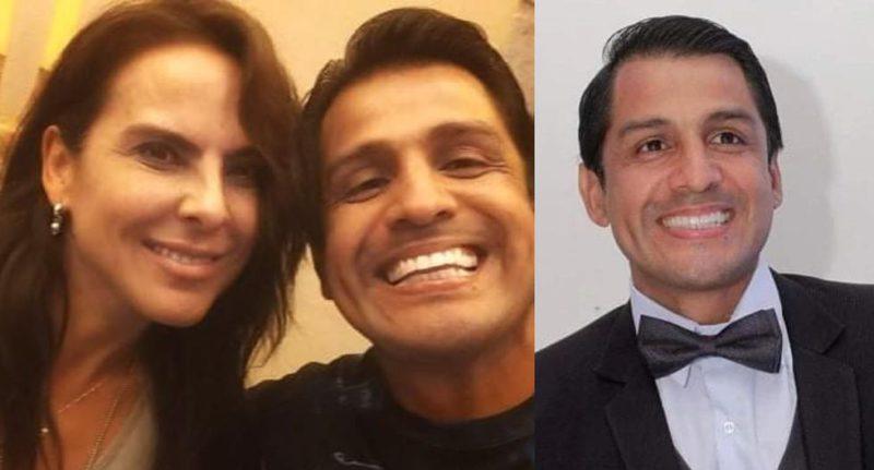 Kate del Castillo celebrated her birthday with Peruvian actor Gerardo Zamora |  VIDEO - MAG.