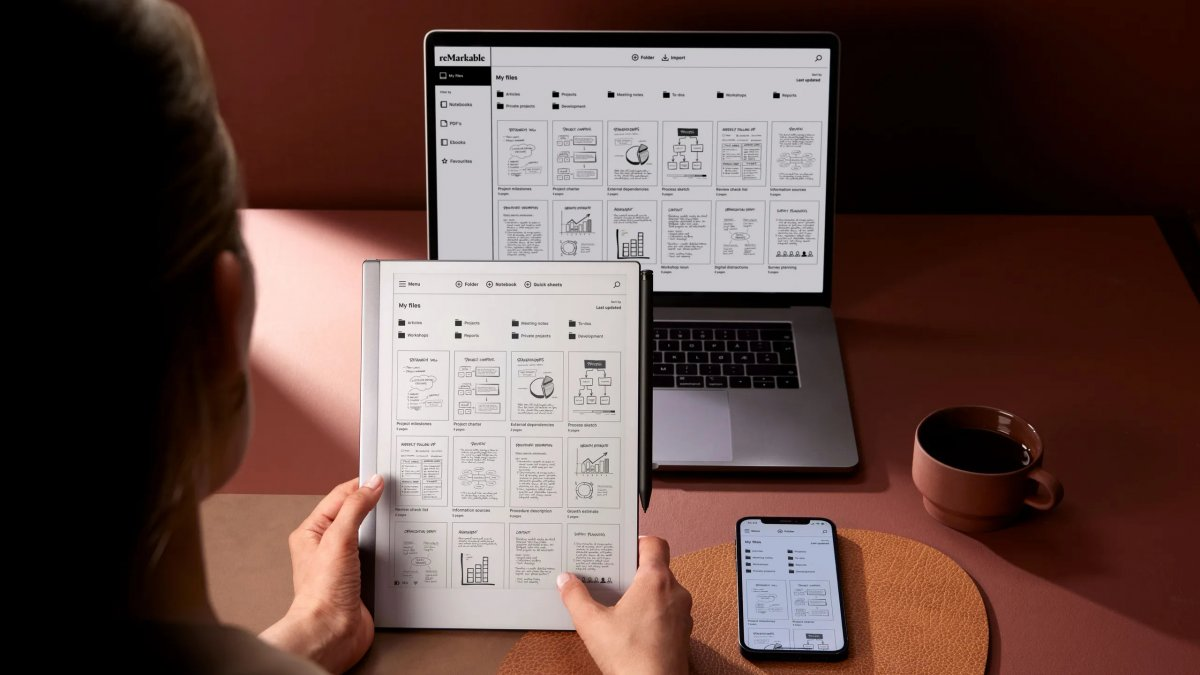 Remarkable: Full functionality of the e-ink tablets in future only with subscription