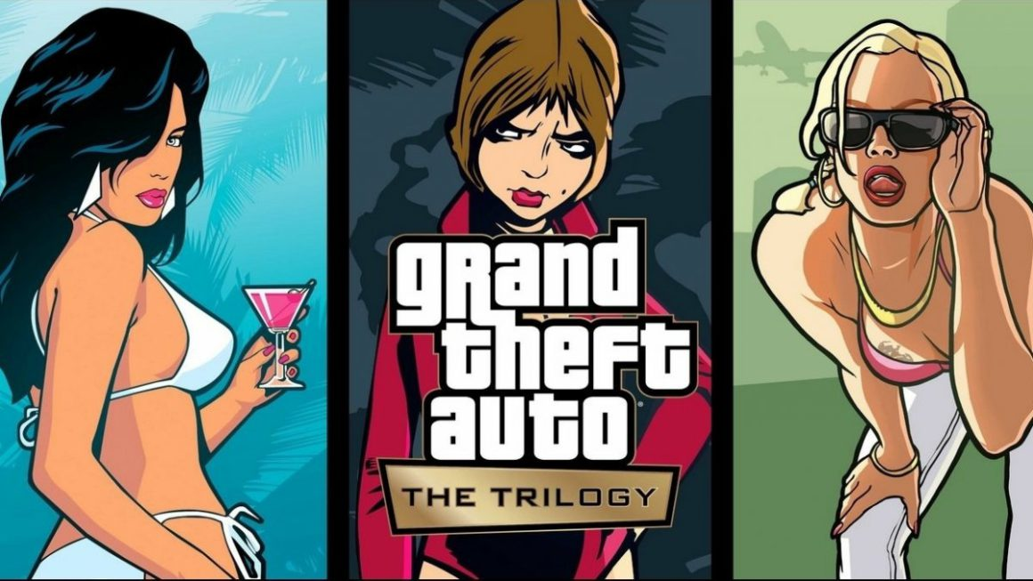 """Remaster: """"GTA 3"""", """"Vice City"""" and """"San Andreas"""" are being reissued"""