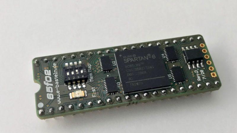 Retro computing: 6502 at 100 MHz