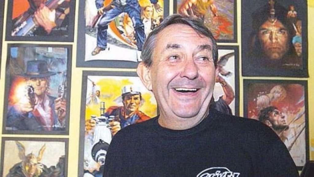 Robin Wood, creator of Nippur de Lagash and more iconic comics, dies