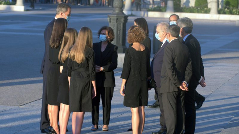 Sánchez wants to end religious acts in official State ceremonies