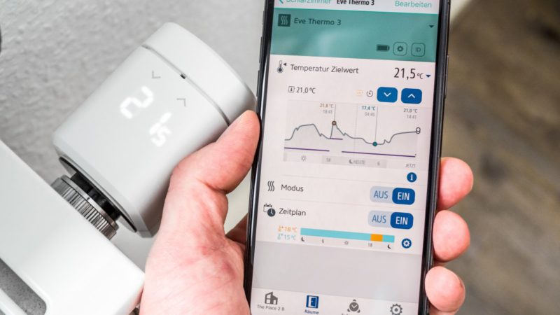 Smart radiator thermostats in comparison: 12 models for the cold season