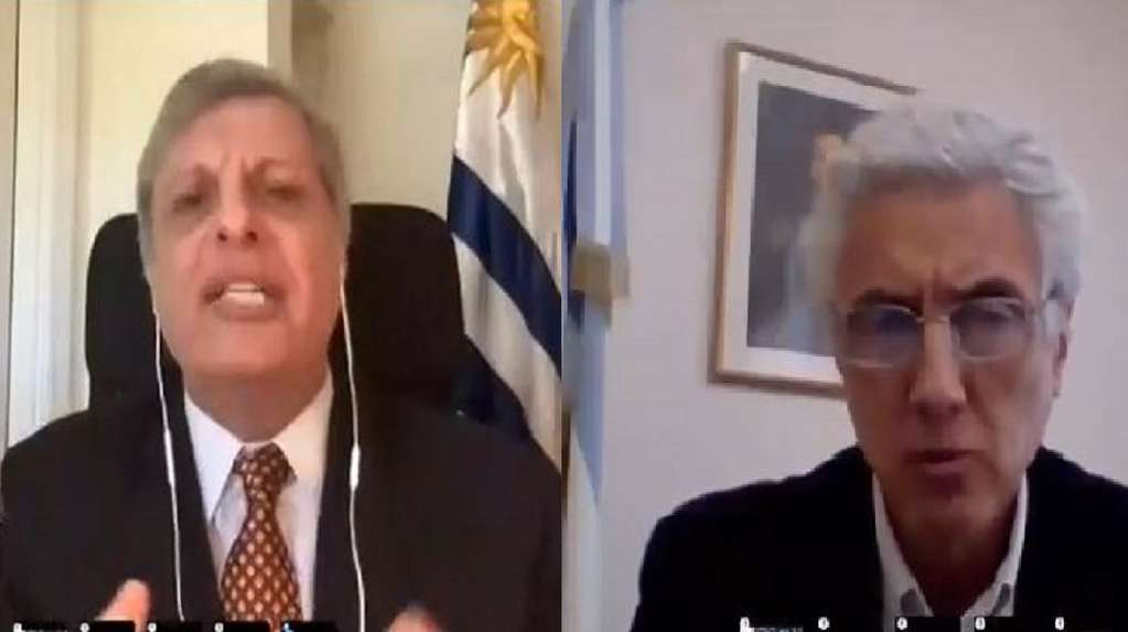 """""""Some pretend to be distracted"""": Uruguay's harsh response at the OAS after Argentina's refusal to demand the release of political prisoners in Nicaragua"""