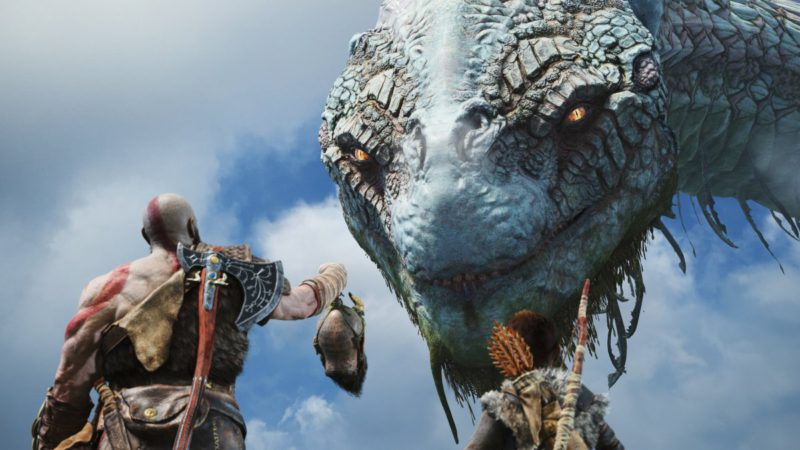 """Sony: """"God of War"""" will be released for PC in January"""