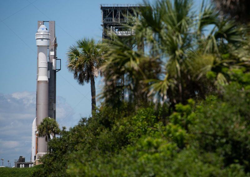 Starliner problem: Boeing suspects moisture and pays for delay