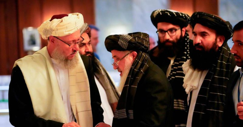 Taliban seek recognition that does not come