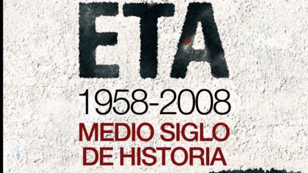 The 8 ETA books about the terrorist gang