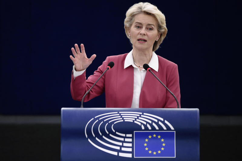 The European Parliament gives an ultimatum to Von der Leyen to act against Poland and Hungary |  International