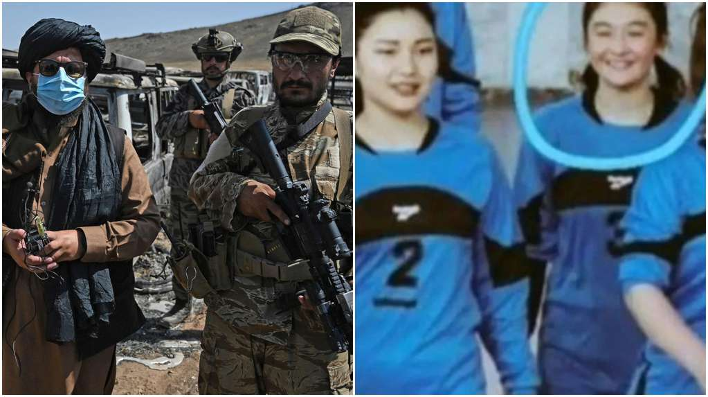 The Taliban beheaded a female volleyball player in Afghanistan: several of her companions remain in hiding