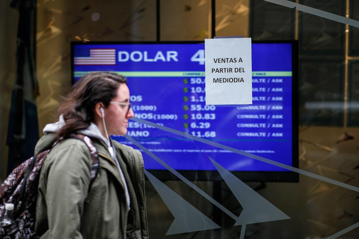 The US dollar reaches a new high in the Argentine market