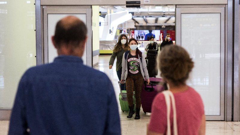The companions will return to the terminals of the Spanish airports as of this Friday