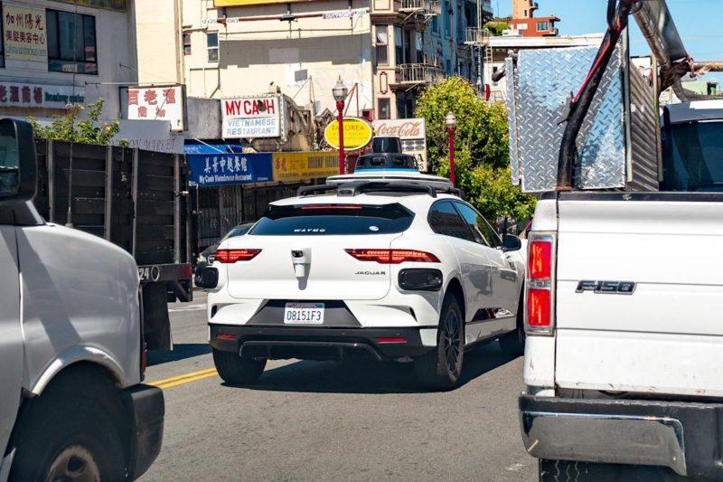 The 'cursed street' that drives autonomous cars crazy