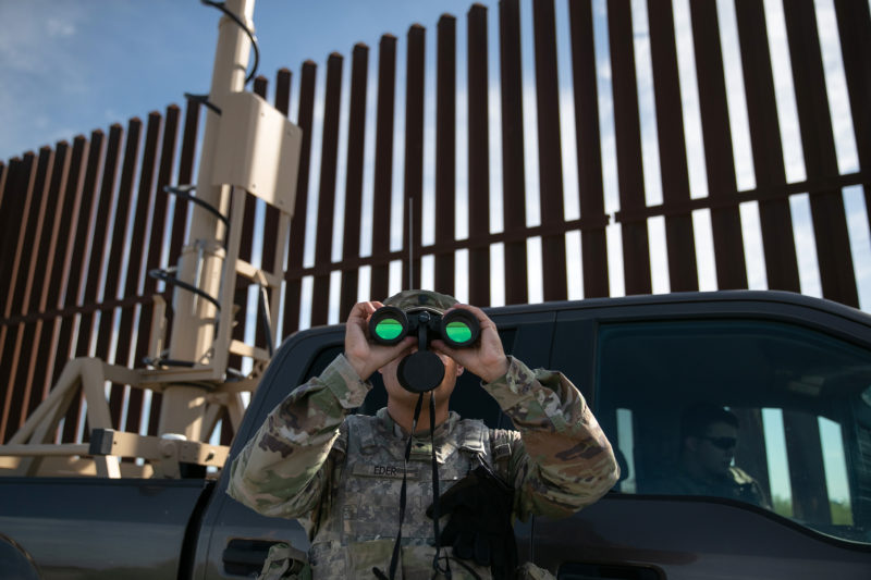 The day the Trump White House wanted to send 250,000 soldiers to the border with Mexico    International