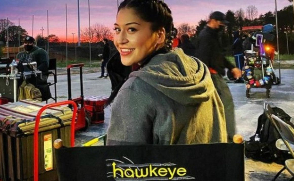 The deaf actress who will revolutionize the MCU in Hawkeye