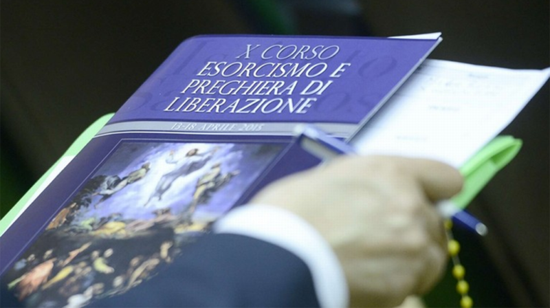 The exorcism courses returned to Rome after the pandemic and there were record registrations