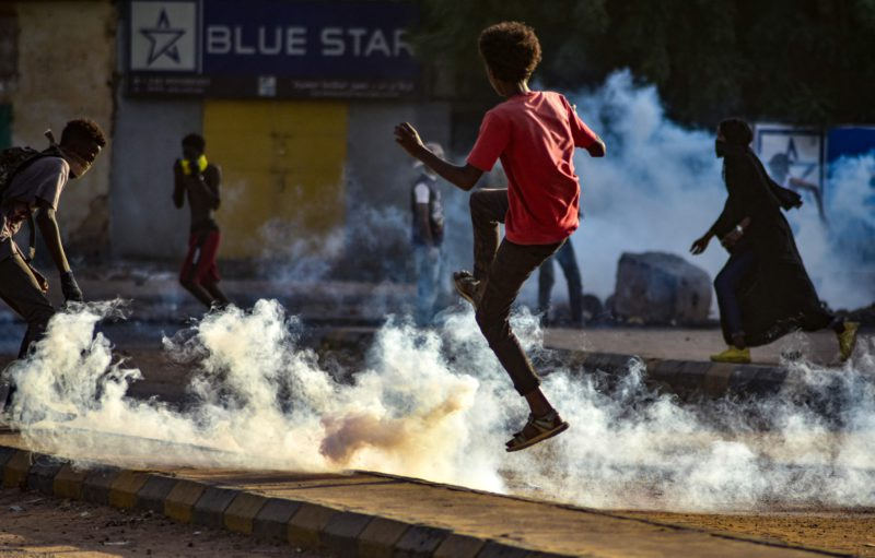 The military intensifies repression against politicians and protesters in Sudan |  International