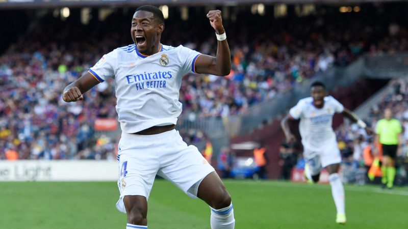 The notes of Real Madrid against Barcelona: Praise came for this