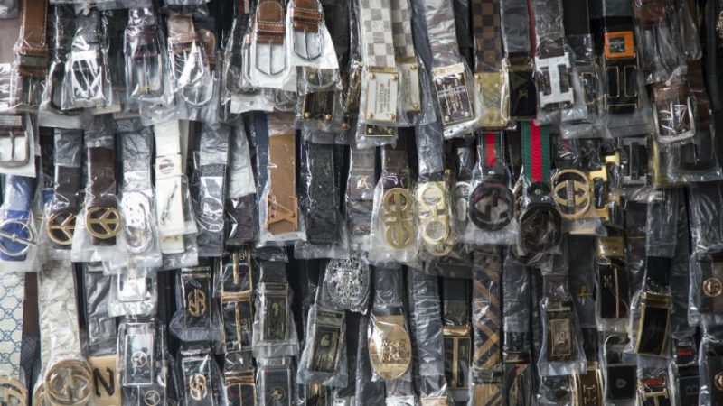 The pandemic triggers counterfeits: 6.8% of annual EU imports are counterfeits